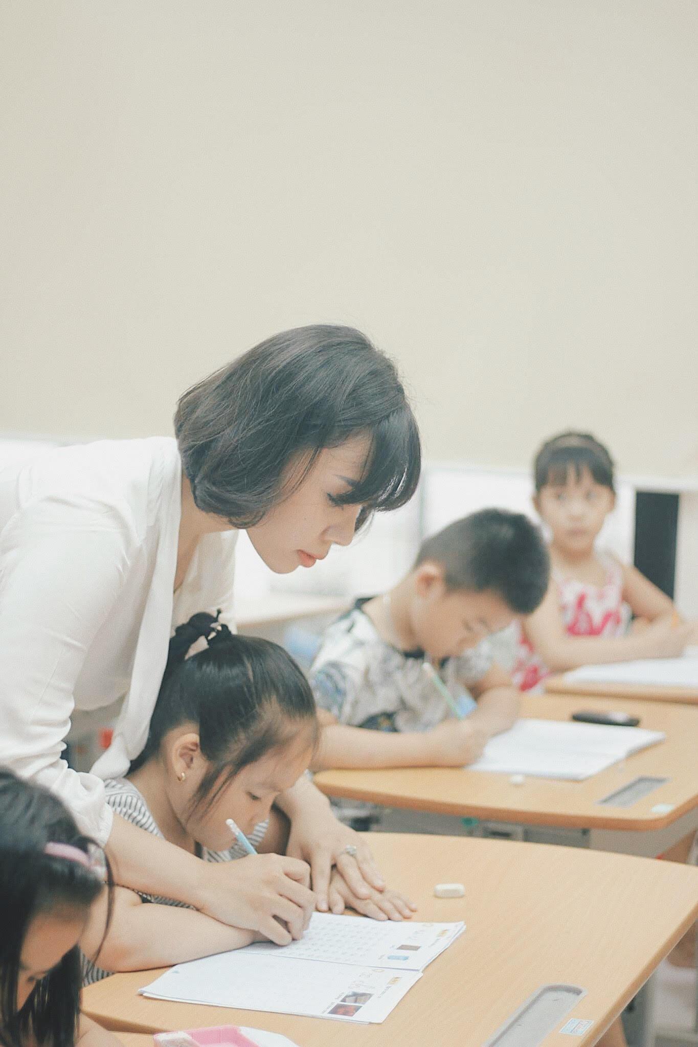 Khóa cho bé chuẩn bị vào lớp 1 (bút chì)